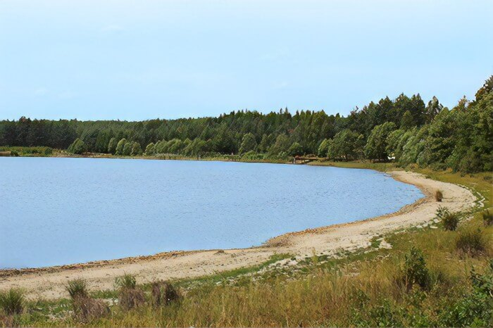 Jezioro Gogolinek