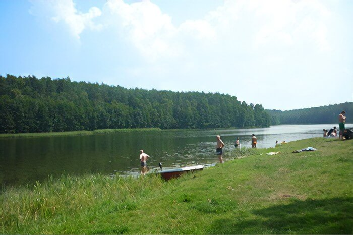 Jezioro Schodno