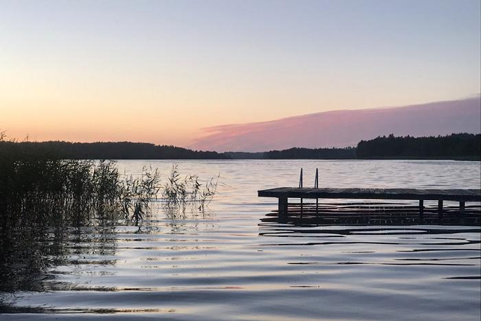 Jezioro Wysoka