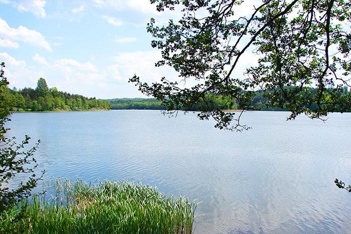 Jezioro Miłoszewskie