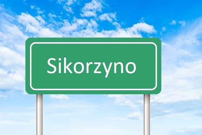 Sikorzyno